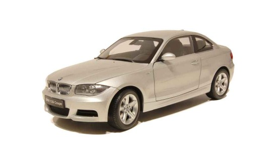 Масштабная модель BMW E82 135i Coupé 2007