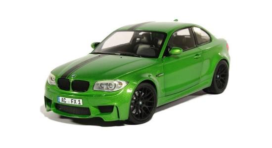 Масштабная модель BMW E82 1M Coupe 2011