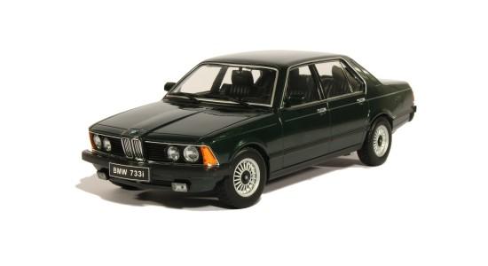 Масштабная модель BMW E23 733i 1977