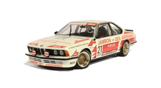 Масштабная модель BMW E24 635 CSi 24h Spa 1985