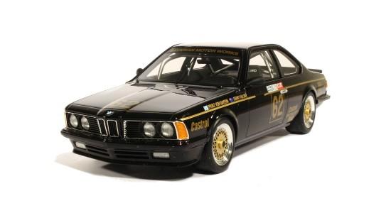 Масштабная модель BMW E24 635 CSi Australian Touring Car 1984