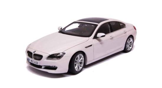 Масштабная модель BMW F06 6 GT Gran Coupe 2012