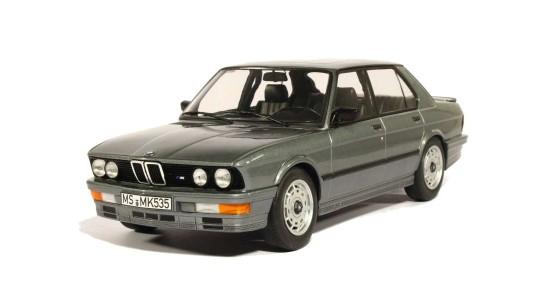 Масштабная модель BMW E28 M535i 1986