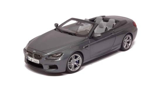 Масштабная модель BMW F12 M6 Cabriolet 2012