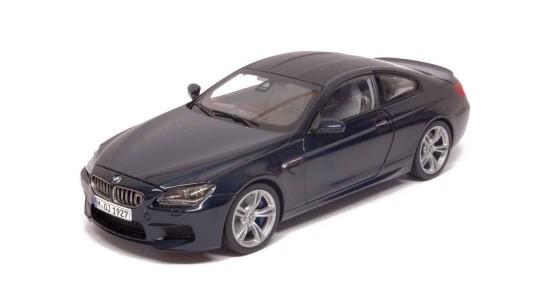Масштабная модель BMW F13 M6 Coupé 2012