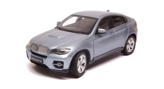 Масштабная модель BMW E71 X6 ActiveHybrid 2013