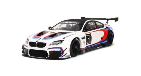 Масштабная модель BMW F13 M6 GT3 2016