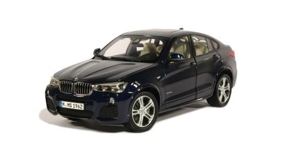 Масштабная модель BMW F26 X4 2015
