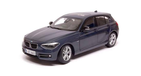 Масштабная модель BMW F20