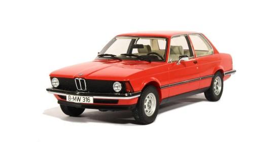 Масштабная модель BMW E21