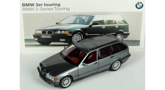 Масштабная модель BMW E36 325i Touring