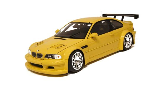 Масштабная модель BMW E46 M3 Coupé GTR 2001