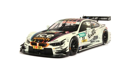 Масштабная модель BMW F82 M4 DTM No23 Wittmann 2014
