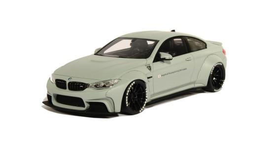 Масштабная модель BMW M4 LB Performance 2014