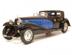 Bugatti Type 41 Royale Coupé de Ville