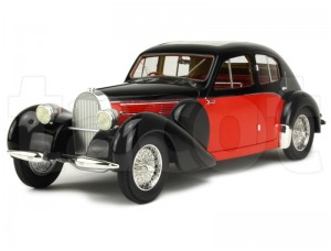 Bugatti Type 57 Galibier Panoramic Top 1937