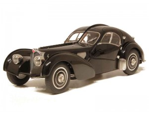 Bugatti Type 57 SC Atlantic 1938