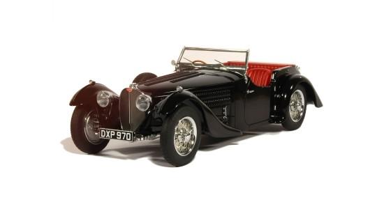 Масштабная модель Bugatti Type 57SC Corsica Roadster 1938
