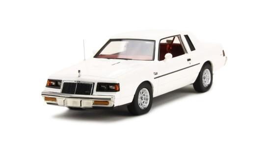 Масштабная модель Buick Regal Type T 1986