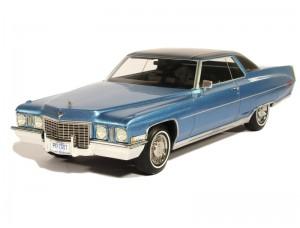Cadillac Coupé de Ville 1972
