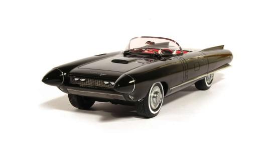 Масштабная модель Cadillac Cyclone XP 74 1959