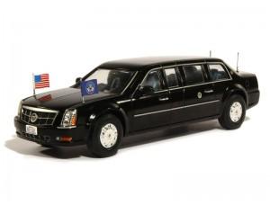 Cadillac DTS Presidential Limousine Barack Obama 2009