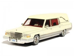 Cadillac Eureka Corbillard Brougham 1991