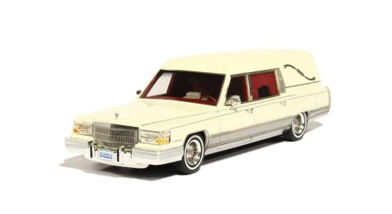 Масштабная модель Cadillac Eureka Corbillard Brougham 1991