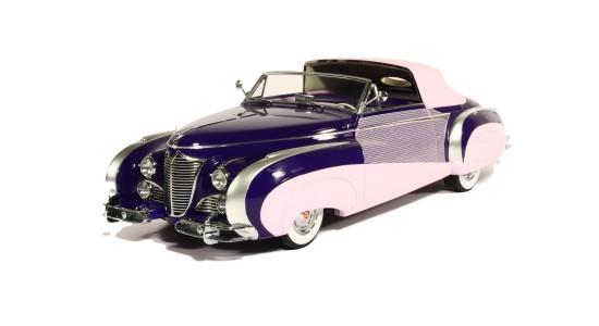 Масштабная модель Cadillac Series 62 Saoutchik Cabriolet 1948