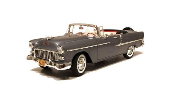 Масштабная модель Chevrolet Bel Air 1955