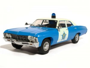 Chevrolet Biscayne Chicago Police Dept 1967