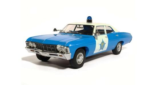 Масштабная модель Chevrolet Biscayne Chicago Police Dept 1967