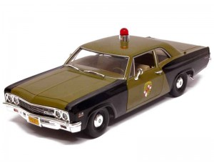 Chevrolet Biscayne Maryland State Police 1966