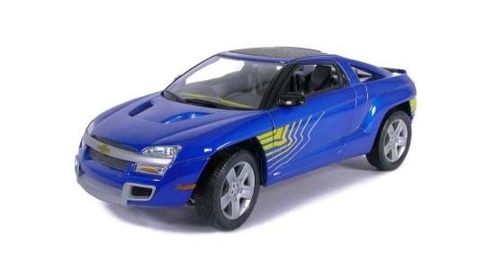 Масштабная модель Chevrolet Borrego Concept