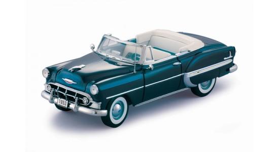 Масштабная модель Chevrolet Bel Air Convertible 1953
