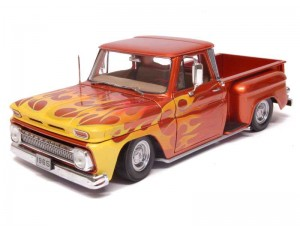 Chevrolet C-10 Pick-Up Stepside Lowrider 1965