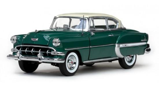 Масштабная модель Chevrolet Bel Air 1954