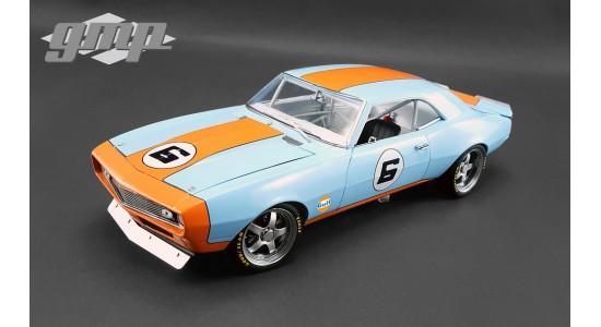 Масштабная модель Chevrolet Camaro Gulf Oil 1968