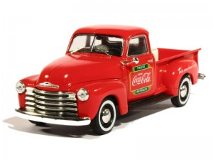 Chevrolet 3100 Pick-Up Coca Cola 1953