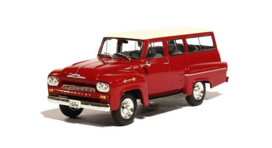 Масштабная модель Chevrolet Amazona 1963