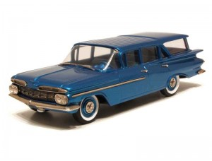 Chevrolet Brookwood Station Wagon 1959