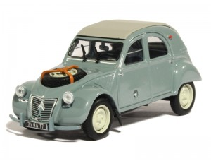 Citroën 2CV 4x4 Sahara 1961