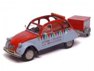 Citroën 2CV Assistance Course
