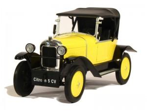 Citroën 5CV Torpédo 1925