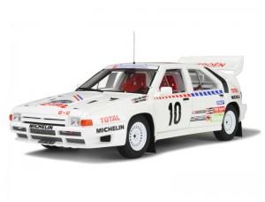Citroën BX 4TC Gr.B Sweden Rally 1986