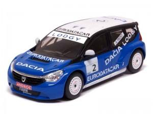 Dacia Lodgy Trophée Andros 2012