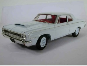 Dodge 330 1964 White Hemi Package