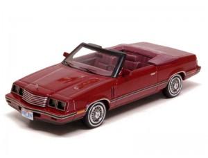 Dodge 600 Cabriolet 1984
