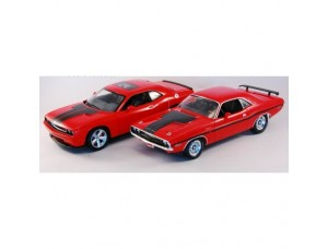 Dodge Challenger 1970 and 2010 40th Anniversary