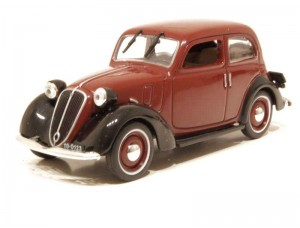 Fiat 1100 Balilla Nuova 1937